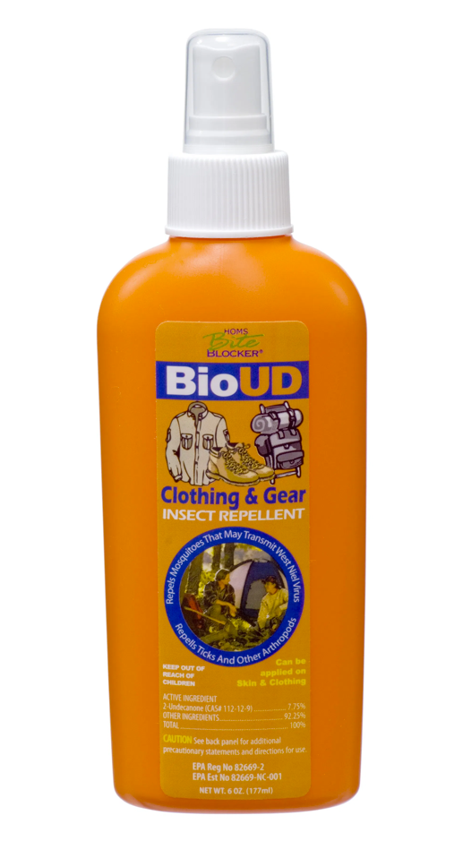 Natural Insect Repellent & Clothing Treatment