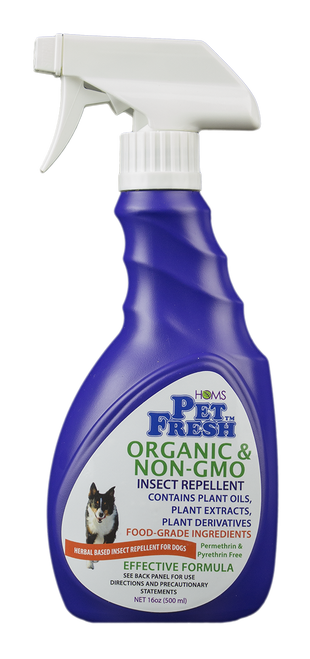 PetFresh for Dogs - Organic Insect Repellent