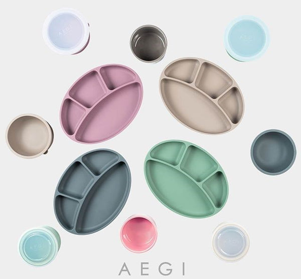 Aegi Transforms Children's Dishware