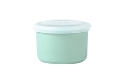 Green ceramic container