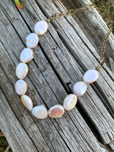 Tofino Freshwater Pearl Necklace