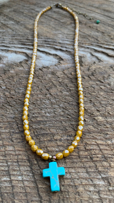 Amarillo Necklace