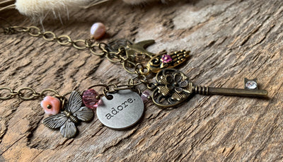 Adore Charm Necklace