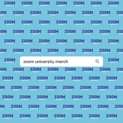 The Best Zoom University Merchandise for the Spring Semester