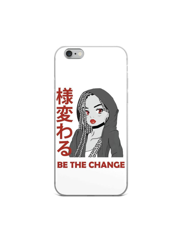 Be the Change iPhone Case (#BlackLivesMatter Special) - Geistwear
