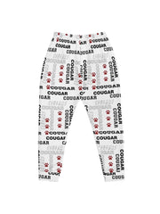 COFC Cougars Pattern Tracksuit Men's Sweatpants - Geistwear