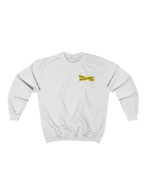 Comfy At Home Safety Line Sweatshirt - Geistwear
