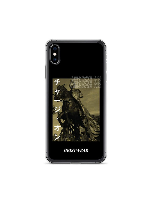UCF Knights Charge On Katakana iPhone Case - Geistwear