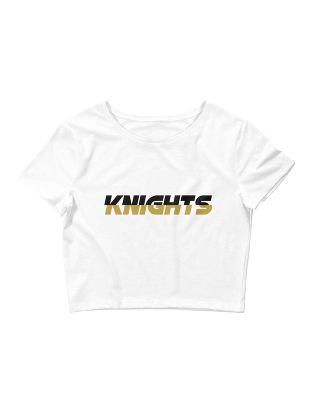 UCF Knights Crop Top - Geistwear
