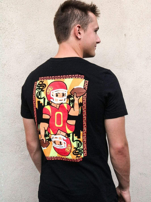 USC Trojans Bet On USC T-Shirt - Geistwear