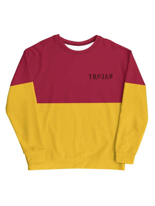 USC Trojans Cardinal and Gold Sweatshirt - Geistwear