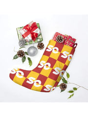 USC Trojans Christmas Stockings - Geistwear