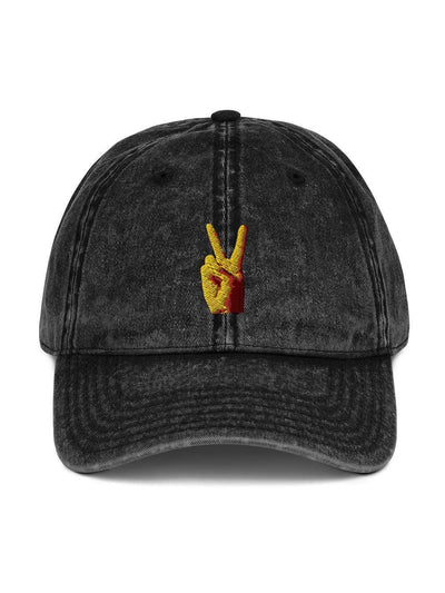 USC Trojans Fight On Embroidered Hat - Geistwear