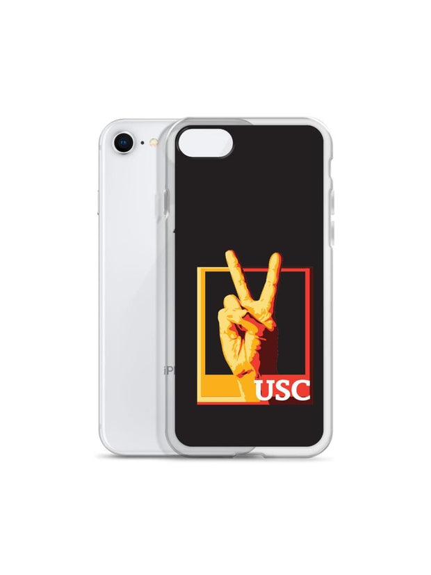 USC Trojans Fight On iPhone Case - Geistwear