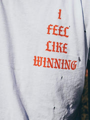 USC Trojans I Feel Like Winning Distressed T-Shirt - Geistwear