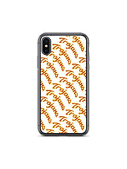 USC Trojans Pattern iPhone Case - Geistwear