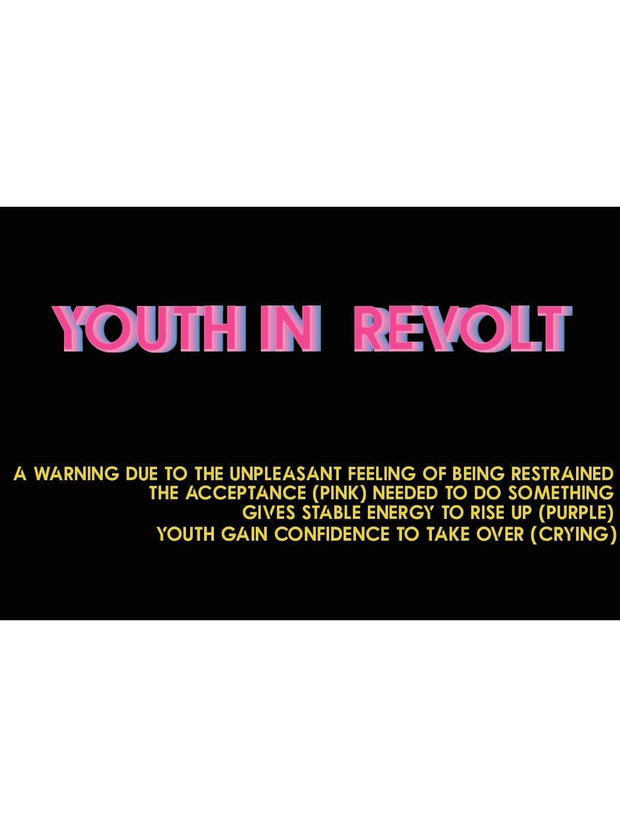 Youth In Revolt T-Shirt (#BlackLivesMatter Special) - Geistwear