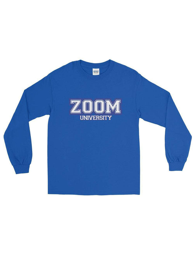 Zoom University Longsleeves T-Shirt - Geistwear