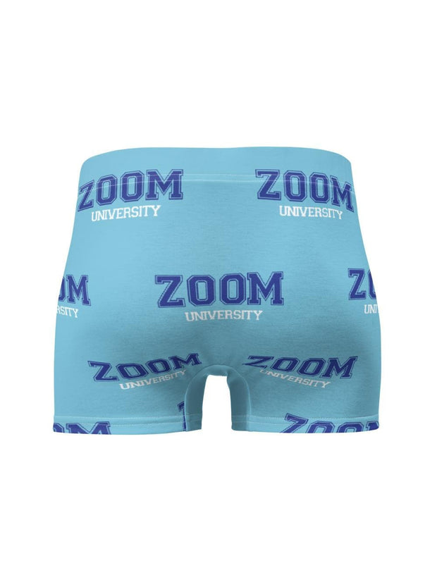 Zoom University Pattern Boxer Briefs - Geistwear