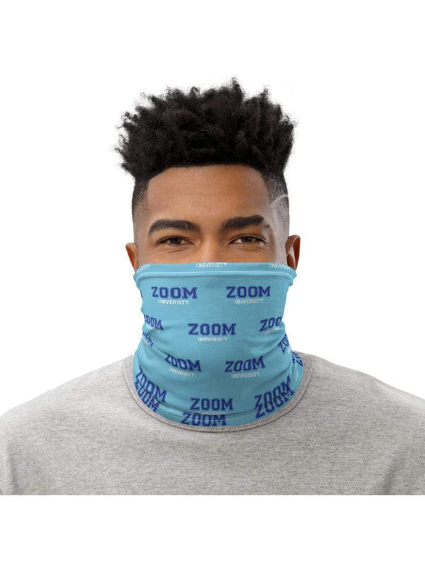 Zoom University Pattern Neck Gaiter - Geistwear