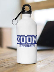 Zoom University Stainless Steel Water Bottle - Geistwear