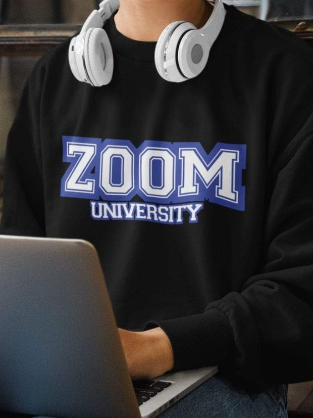 Zoom University Sweatshirt - Geistwear