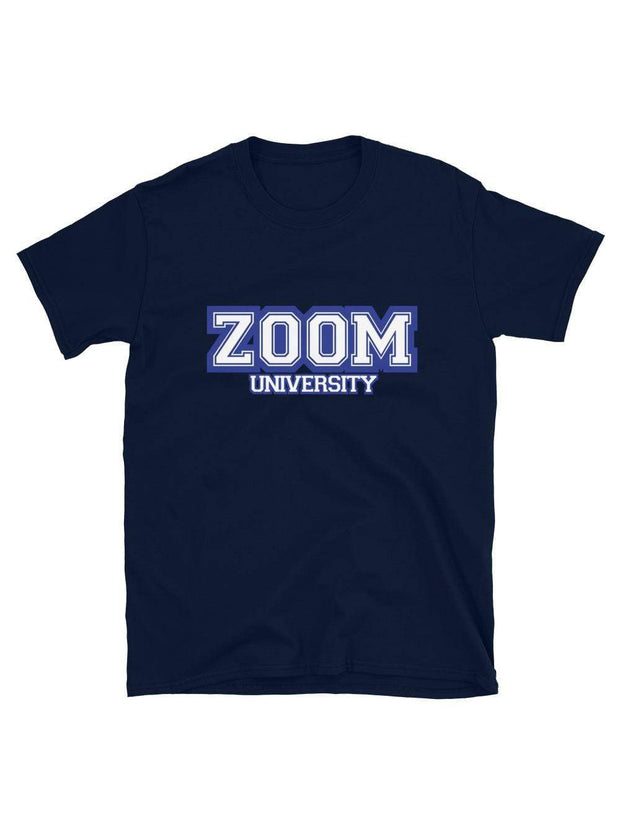 Zoom University T-Shirt - Geistwear