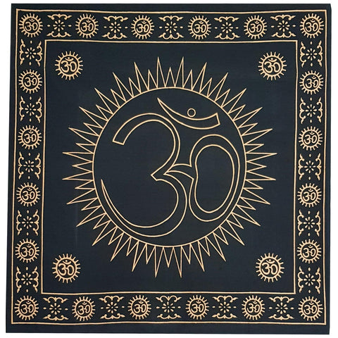 Om Altar/Table Cloth