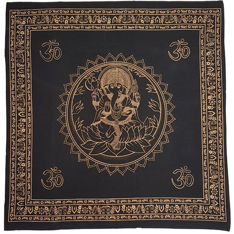 Ganesh Altar/ Table Cloth