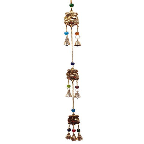 55cm Long Ganesh WIndchime