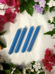 Blue Taper Spell Candle