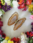 Natural Agate Butterfly