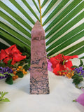 Rhodonite Tower