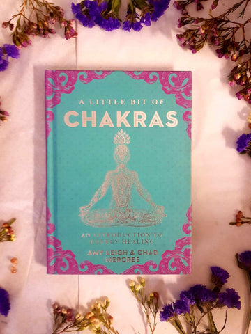 A Little Bit Of Chakras-Gypsy Divine-Gypsy Divine