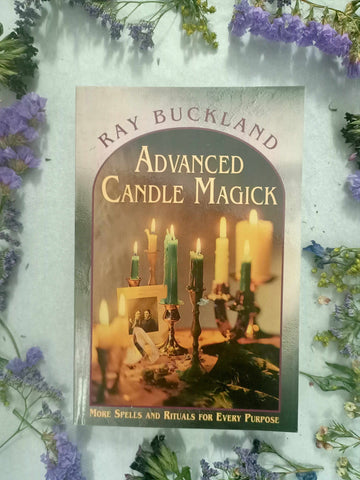 Advanced Candle Magick | Ray Buckland-Gypsy Divine-Gypsy Divine