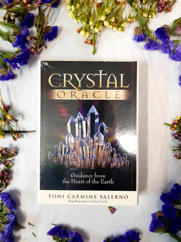 Crystals Oracle Cards-Gypsy Divine-Gypsy Divine