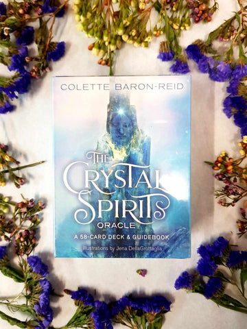Crystals Spirits Oracle Deck-Gypsy Divine-Gypsy Divine