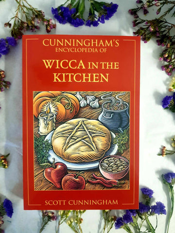 Cunningham's Enc. Of Wicca In The Kitchen-Gypsy Divine-Gypsy Divine