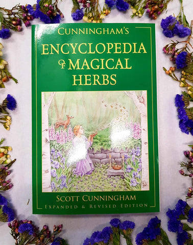 Cunningham's Encyclopedia Of Magical Herbs-Gypsy Divine-Gypsy Divine