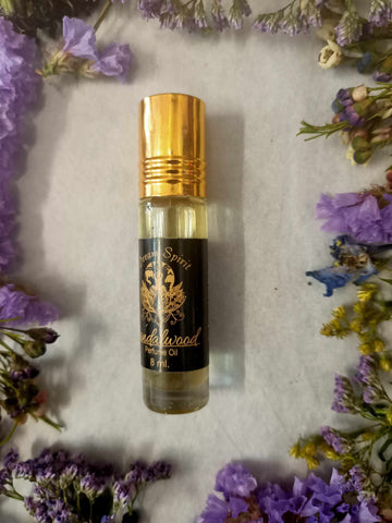 Dream Spirit Perfume Oil | Sandalwood-Gypsy Divine-Gypsy Divine