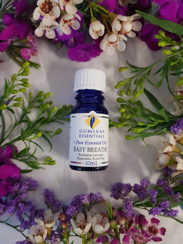Easy Breathe Essential Oil-Gypsy Divine-Gypsy Divine