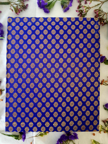 Large Sari Covered Journal-Gypsy Divine-Gypsy Divine