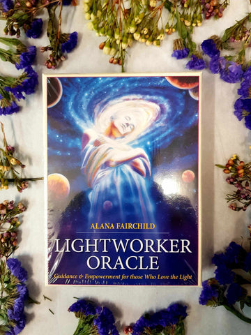 Lightworker Oracle Deck-Gypsy Divine-Gypsy Divine