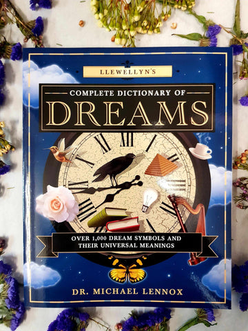 Llewellyn's Complete Dictionary Of Dreams-Gypsy Divine-Gypsy Divine