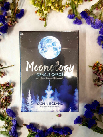 Moonology Oracle Cards-Gypsy Divine-Gypsy Divine