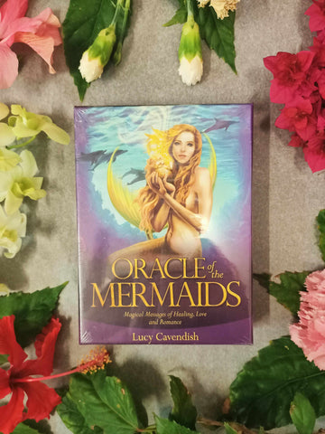 Oracle Of The Mermaids-Gypsy Divine-Gypsy Divine