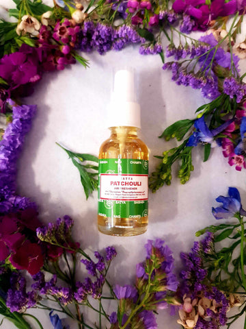 Patchouli Room Spray-Gypsy Divine-Gypsy Divine