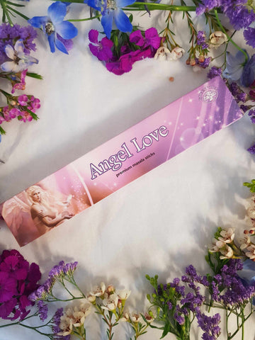 Premium Masala Incense - Angel Love-Gypsy Divine-Gypsy Divine