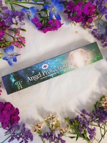 Premium Masala Incense - Angel Protection-Gypsy Divine-Gypsy Divine