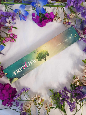 Premium Masala Incense -Tree Of Life-Gypsy Divine-Gypsy Divine